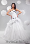 Свадебные платья и корсеты