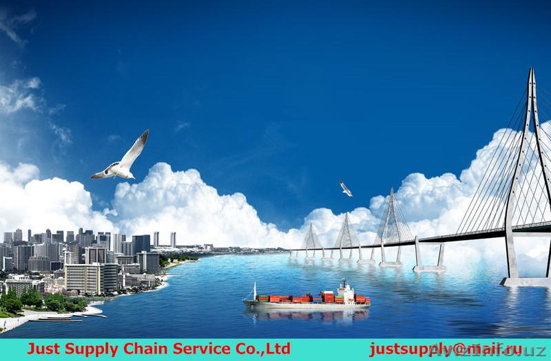 Циндао-Самарканд,доставки коннейнеров,низкие цены, Объявление #1300845